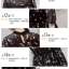 Dress4137 เดรส 2 ชิ้น(ชุดเดรส+สายเดี่ยว) ชุดเดรสยาวคลุมเข่า เอวสม็อคยางยืด ผ้าชีฟองเนื้อดีลายดอกไม้พื้นสีดำ มีสายเดียวตัวใน งานดีทรงสวย ดีไซน์เรียบหรู เนื้อผ้าใส่สบาย ทรงนี้ใส่ได้เรื่อยๆ เลยจ้า thumbnail 5