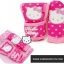( ลด 15 % ) HELLO KITTY - SET 5 : Polka dot thumbnail 8