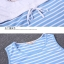 **สินค้าหมด Dress4030 ชุด 2 ชิ้น(เสื้อ+เดรส) เสื้อแขนสั้นเอวรูดพิมพ์ลายกระต่ายสีพื้นขาวครีม เดรสตัวในลายริ้วสีฟ้าขาวมีกระเป๋าข้างผ้าคอตตอนเนื้อนุ่มใส่สบายยืดขยายได้ งานสวยใส่ง่ายน่ารักมาก thumbnail 24