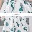 **สินค้าหมด Dress3973 ชุดเดรสยาวทรงสวยลายใบไม้พื้นสีขาว มีผ้าผูกเอว ผ้าซาตินซิลค์เนื้อหนามีน้ำหนักทิ้งตัวสวย มีซับในทั้งชุด งานสวยหรูตัดเย็บอย่างดี ผ้าสวยเกินราคา ใส่ออกงานได้เลยจ้า thumbnail 12