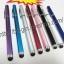 ปากกาทัชสกรีน ไอโฟน & itouch ipad แบบ2 in 1 แบบปากกาลูกลื่นและ ด้านท้ายเป็นปากกาจอทัสกรีนคะ thumbnail 1