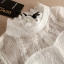 Dress3769 ชุดเดรสลูกไม้แขนยาวสีขาวงานเกรดพรีเมียม อกซีทรู คอแต่งลูกไม้ฉลุ มีซับในอย่างดีทั้งชุด ซิปหลัง งานผ้าลูกไม้อัดผ้ากาวเนื้อหนาสวยอยู่ทรง งานสวยหรูดูแพงสุดๆ แนะนำเลยจ้า thumbnail 14