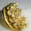 (ขายแล้วค่ะ) C008 แหวนรูปมงกุฎ ทองเหลือง100% thumbnail 2