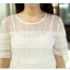 **สินค้าหมด Set_bs1540 ชุด 2 ชิ้น(เสื้อ+กระโปรง)แยกชิ้น เสื้อลูกไม้ผ้าแก้วนิ่มลายสวยเนื้อดีสีพื้นขาว+กระโปรงลายดอกไม้โทนสีชมพูซิปหลังมีซับใน งานดีเหมือนราคาหลักพัน แบบน่ารักแมทช์กันได้อย่างลงตัว แยกใส่กับตัวอื่นก็สวยจ้า thumbnail 15