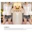 Blouse3515 เสื้อแฟชั่นเกาหลีผ้าลูกไม้คอตตอนเนื้อนิ่มสีพื้นขาว แขนยาวสี่ส่วนแต่งระบาย ผ้าลูกไม้ลายสวย งานเกรดพรีเมียมดูหรูดูแพง ใส่เก๋ๆ ได้บ่อย thumbnail 24
