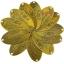 ป้ายเหล็ก Handmade รี สีทองเหลืองรมดำ 3x6 ซม. (แพ็ค 12 ชิ้น) thumbnail 1