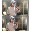 เสื้อแฟชั่น สีเทา แต่งคอ สไตล์เกาหลีใส่ออกมาแล้วแนวมากจ้า พร้อมส่งน้า thumbnail 8