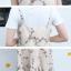 Set_bs1580 ชุด 2 ชิ้น(เสื้อ+เดรส) เสื้อยืดแขนสั้นสีขาวผ้าคอตตอนเนื้อนุ่ม+ชุดเดรสสายเดี่ยวชายระบาย ผ้าชีฟองเนื้อนุ่มลายดอกน้ำตาลพื้นสีครีม งานน่ารักผ้าเนื้อดีนุ่มใส่สบาย เซ็ทสองชิ้นสวยคุ้ม งานน่ารักแมทช์กันได้อย่างลงตัว thumbnail 10