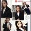 เสื้อโค้ทกันหนาว สไตล์เกาหลี ทรงยาวโคล่ง ดูดี ผ้าวูลผสมบุซับในกันลม พร้อมส่งจ้า thumbnail 5