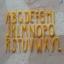 แม่พิม A-Z แม่พิมซิลิโคน SuperThin 26ชิ้น ขนาดสูง3.5cm thumbnail 1