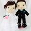 ตุ๊กตาแต่งงาน แบบ A thumbnail 1