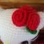 คิตตี้คู่บ่าวสาวชุดสีแดง 8 นิ้ว thumbnail 2