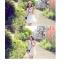 เสื้อตัวยาว/ mini dress สุดน่ารัก ผ้าฝ้ายปักลายหวานๆ พร้อมส่ง thumbnail 3