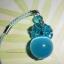 P03 สายห้อยโทรศัพท์ (หินเพชรตาแมว) สีฟ้า thumbnail 1
