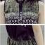 Dress3760 ชุดเดรสยาวสไตล์วินเทจโทนสีเขียว ทรงคอจีน กระดุมหน้า เอวสม็อคยืดได้เยอะ มีซับใน ช่วงกระโปรงผ่าข้างเล็กน้อยเพื่อความคล่องตัว ผ้าชีฟองเนื้อนุ่มมีน้ำหนักทิ้งตัว เนื้อผ้าใส่สบาย งานดีทรงดีใส่สวย thumbnail 14