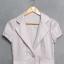 เสื้อคลุมทำงาน INGNI สีชมพูอ่อน thumbnail 1