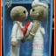 หมีแต่งงาน Set 1 thumbnail 3