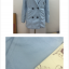 CLASSIC WHITE COAT เนื้อผ้าไม่หนามาก ผ้าสำลีผสมสักกะหลาด เนื้อนุ่ม บุซับใน [ เสื้อโค้ท กันหนาว สีขาว ] พร้อมส่ง thumbnail 2