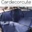DOG Seat Protector - เบาะรองกันเปื้อนบนรถยนต์สำหรับสุนัขแสนรัก (คอกกั้นสี่เหลี่ยม ไม่สามารถแบ่งครึ่งให้คนนั่งได้ ด้านข้างเปิดซิปลงได้ 1ด้าน) thumbnail 3