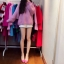 Sweater เสื้อไหมพรมถัก มีประกายวิ้งๆ ในตัว สีชมพู ใส่ตัวเดี๋ยวได้เลยเก๋ๆ ยืดได้เยอะ น่ารักมากจ้าา thumbnail 4