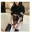 เสื้อแขนยาว ผ้าขนแมวสั้นนุ่นลื่น กับผ้า cotton ด้านในเป็นผ้าสำลีอุ่น น่ารักมากๆค่า thumbnail 7