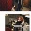 ผ้าพันคอ ไหมพรม เกาหลี สีดำ มิกกับชุดไหนก็สวย พร้อมส่ง thumbnail 6