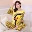 ชุดนอน ลายเป็ดน้อยสีเหลือง น่ารัก ฟรีไซส์ มีทั้งแขนยาวและแขนสั้นน้าา thumbnail 2