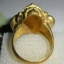 C001 แหวนรูปช้าง ทองเหลือง100% thumbnail 4