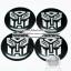 TRANSFORMER - โลโก้ทรานฟอร์มเมอร์ ติดล้อแมค Logo Transformer Autobot wheel cover stickers thumbnail 2