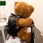(new)สินค้าขายดี⭐⭐⭐ พร้อมส่ง กระเป๋าหมีแฟชั่นนำเทรน + สพายหลัง (สามารถซื้อขอขวัญ ของฝากใช้งานได้จริง แถมน่ารักด้วย) งานนำเข้าพรีเมี่ยม ขนาดกำลังดี งานน่ารักมากจ้า ข้างในมีช่องเล็กใส่ของจุกจิก สายสะพายยาว thumbnail 3