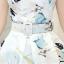 **สินค้าหมด Dress3949 เดรส+เข็มขัด ชุดเดรสทรงสวย มีซิปหลังใส่ง่าย ช่วงเอวเข้ารูป พร้อมเข็มขัดเข้าชุดอย่างดี มีซับในทั้งชุด ผ้าซาตินซิลค์เนื้อดีหนาสวยลายดอกไม้โทนสีฟ้าขาว งานน่ารักทรงสวยเรียบหรู ใส่เมื่อไหร่ก็สวย ได้ไปถูกใจแน่นอนจ้า thumbnail 11