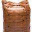 กระเป๋าสะพายเป้ Maomaobag สีน้ำตาล