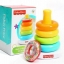 ห่วงเรียงซ้อน Fisher-Price Brilliant Basics Rock-a-Stack thumbnail 1