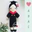 """ตุ๊กตาถัก รับปริญญา ABAC 20"""" thumbnail 3"""