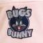 Dress4048 สเวตเตอร์เดรสผ้าขนแกะเทียมสีชมพูตัดต่อแขนยาวผ้ายีนส์กระดุมข้อมือ อกปักลาย Bugs Bunny มีกระเป๋าสองข้าง งานดี ผ้านุ่ม ใส่แล้วน่ารักมาก thumbnail 7