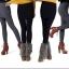 Skirts Legging เลกกิ้งกระโปรงกันหนาว ด้านในเป็นผ้าสำลีขนสั้น ยืดได้เยอะ มี 3 สีให้เลือกด้านในจ้า พร้อมส่งเลยจ้า thumbnail 4