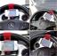 อุปกรณ์ยึดโทรศัพท์มือถือเข้ากับพวงมาลัยรถยนต์ ใช้กับมือถือได้ทุกรุ่นคะ thumbnail 3