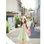 เสื้อตัวยาว/ mini dress สุดน่ารัก ผ้าฝ้ายปักลายหวานๆ พร้อมส่ง thumbnail 22