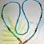 M07 สร้อยคอ คริสตัลโมดาร์ (สีฟ้า) thumbnail 1