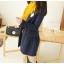 LADY COAT เสื้อโค้ทกันหนาว ทรงหวานๆ สไตล์เกาหลี พร้อมส่ง thumbnail 4