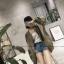 เสื้อคลุมสไตล์เกาหลี ตัวโคล่ง ผ้าทิ้งตัว แต่งลายปัก พร้อมส่ง thumbnail 10