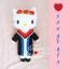 ตุ๊กตาถัก คิตตี้รับปริญญา 15 นิ้ว thumbnail 1