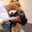 (new)สินค้าขายดี⭐⭐⭐ พร้อมส่ง กระเป๋าหมีแฟชั่นนำเทรน + สพายหลัง (สามารถซื้อขอขวัญ ของฝากใช้งานได้จริง แถมน่ารักด้วย) งานนำเข้าพรีเมี่ยม ขนาดกำลังดี งานน่ารักมากจ้า ข้างในมีช่องเล็กใส่ของจุกจิก สายสะพายยาว thumbnail 6