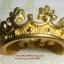 (ขายแล้วค่ะ) C008 แหวนรูปมงกุฎ ทองเหลือง100% thumbnail 1