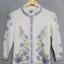 เสื้อคลุมไหมพรมลายดอกไม้ แบรนด์ ANN TALOR thumbnail 2