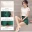 **สินค้าหมด Set_bp1543 ชุด 2 ชิ้น(เสื้อ+กางเกง)แยกชิ้น เสื้อลูกไม้เนื้อนิ่มสีขาว+กางเกงขาสั้นซิปข้างสีพื้นเขียวผ้าเนื้อดีหนาสวย งานน่ารักใส่เก๋ๆ ได้บ่อย แยกใส่กับตัวอื่นก็สวยจ้า thumbnail 3