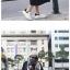 เสื้อโค้ทกันหนาว สไตล์เกาหลี ตัวโคล่ง สีดำ ผ้าสำลีผสมสักกะหลาด ไม่หนามาก ทรงสวย บุซับในกันลม พร้อมส่งจ้า thumbnail 3
