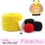 ชุดคิท หมวกถักโครเชต์ Pikachu ด้วย ไหมพรมขนแกะ thumbnail 1