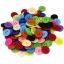 กระดุมพลาสติก คละสี 18 มิล (250 กรัม) thumbnail 1