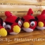 Angry bird3-4 นิ้ว thumbnail 2